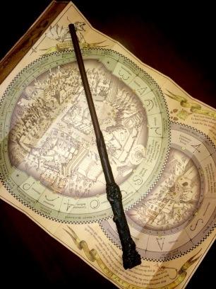 My magical wand